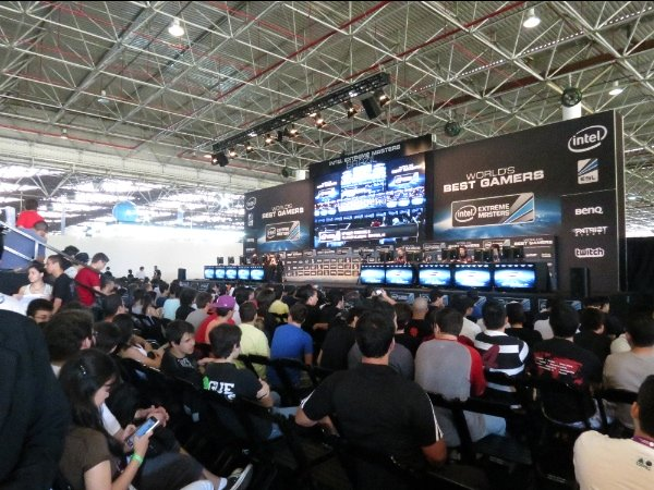 Intel Extreme Masters 2013 - Campus Party 2013