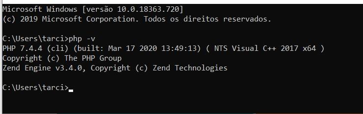 Teste de Sucesso PHP 7