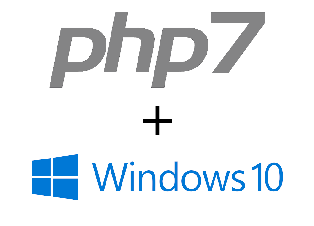 PHP 7.4 com Windows 10